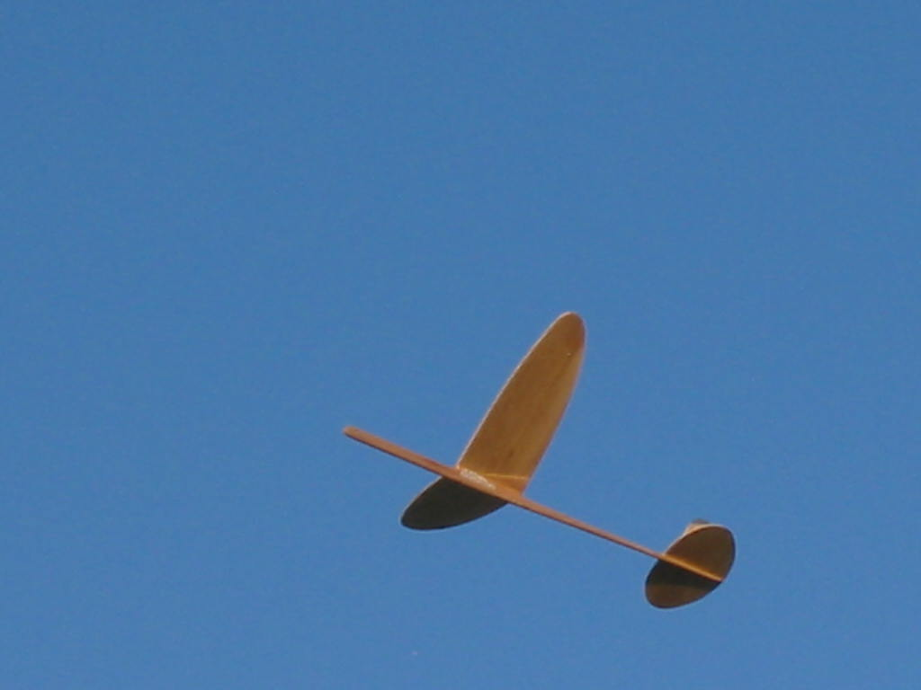 Free Flight Modelling Obarsk13