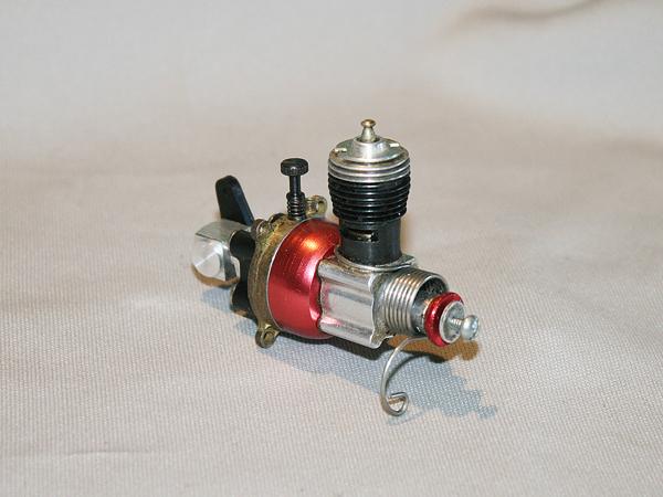 RC Carburetor for Cox Pee Wee .020 / .049 / Tee Dee .010 - .020 - .049/.050/.051 Pee_we15