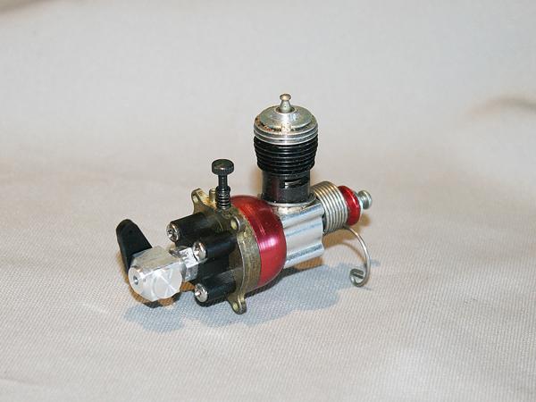 RC Carburetor for Cox Pee Wee .020 / .049 / Tee Dee .010 - .020 - .049/.050/.051 Pee_we16