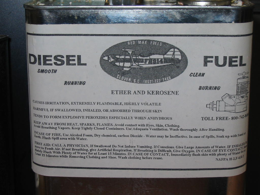 Diesel Fuel Question Red_ma10