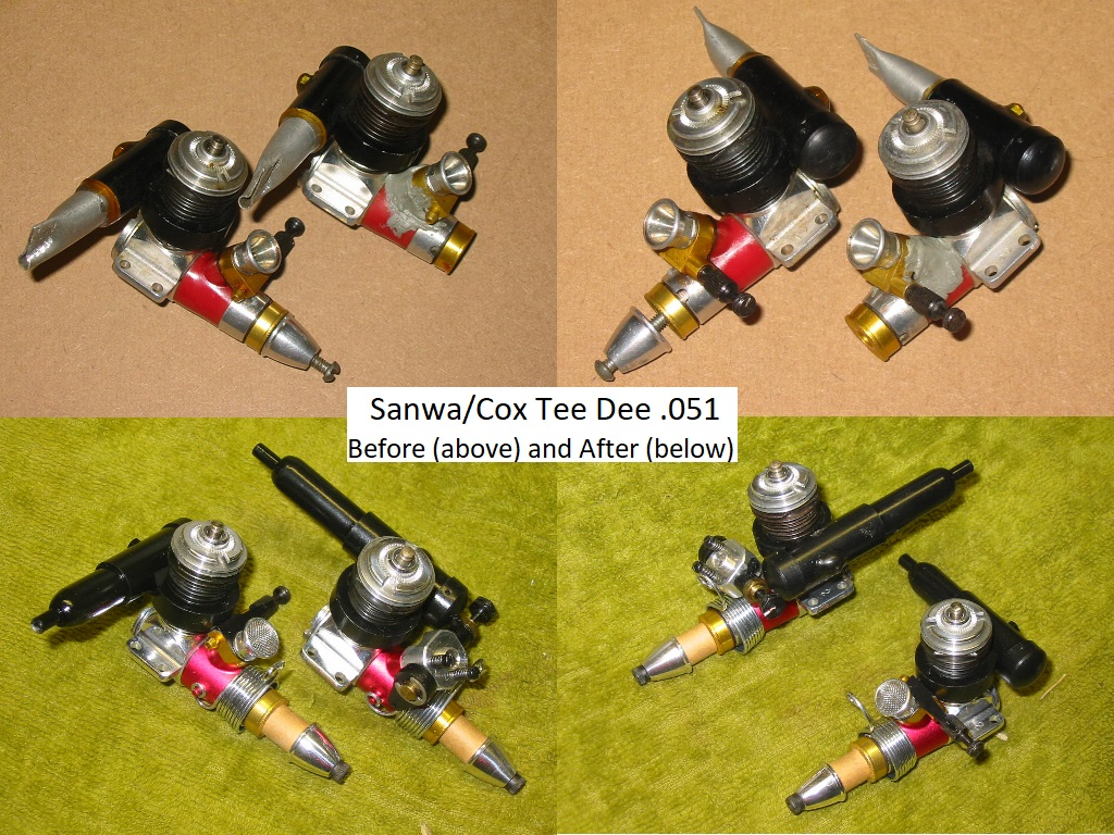 *Cox Engine of The Month* Submit your pictures! -September 2021- Sanwa-11