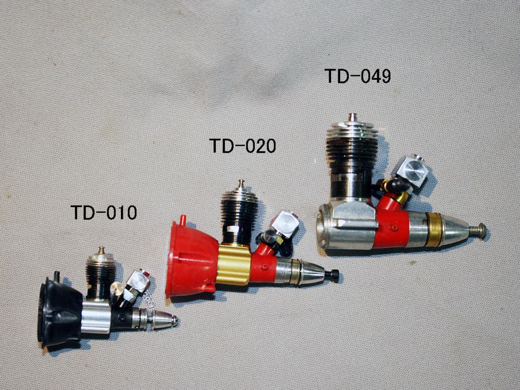 RC Carburetor for Cox Pee Wee .020 / .049 / Tee Dee .010 - .020 - .049/.050/.051 Tee_de12