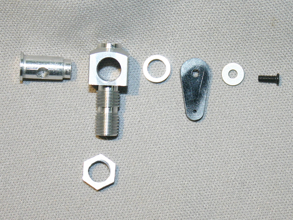 RC Carburetor for Cox Pee Wee .020 / .049 / Tee Dee .010 - .020 - .049/.050/.051 Tee_de14
