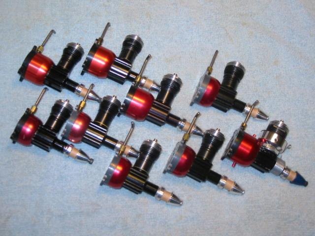 Cox Texaco and Texaco Jr. built with Kustom Kraftsman's parts. Texaco15