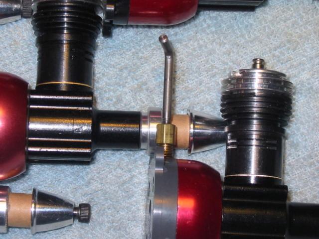 Cox Texaco and Texaco Jr. built with Kustom Kraftsman's parts. Texaco16