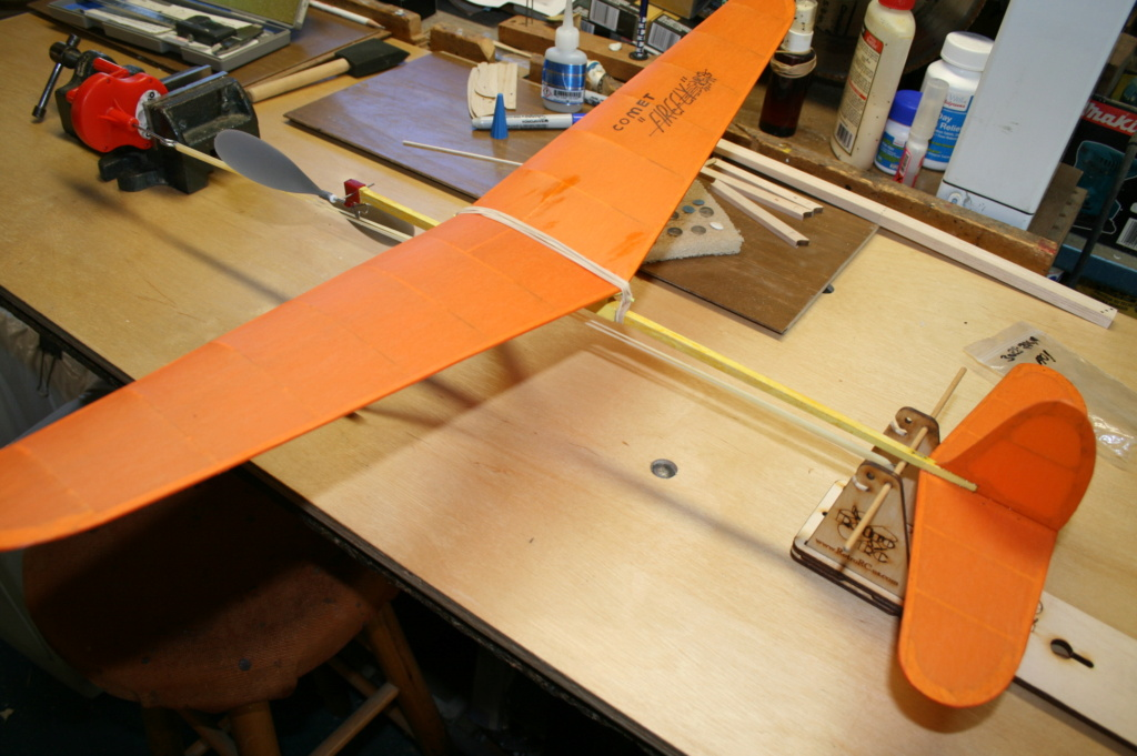 Free Flight Modelling Uprigh10