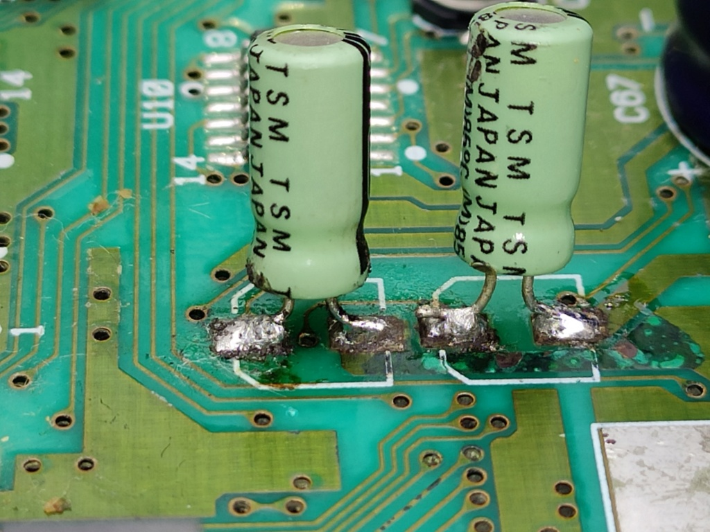 Super NES, bug graphique et plantage. Img_2011