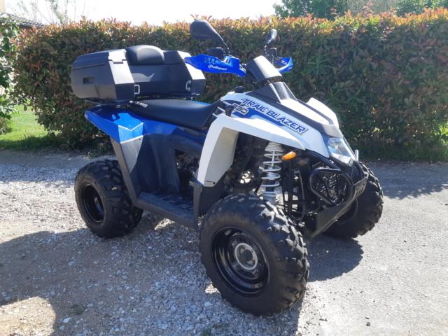 [ Vend Quad Polaris Trail Blazer 330cc ] A10