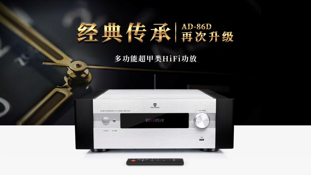 ToneWinner AD-86D Integrated Amplifier 20190910
