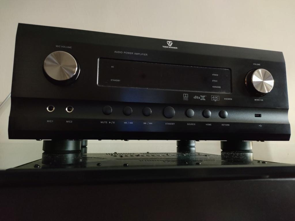 ToneWinner HD-3100 Dolby Atmos AV Amplifier Img20210