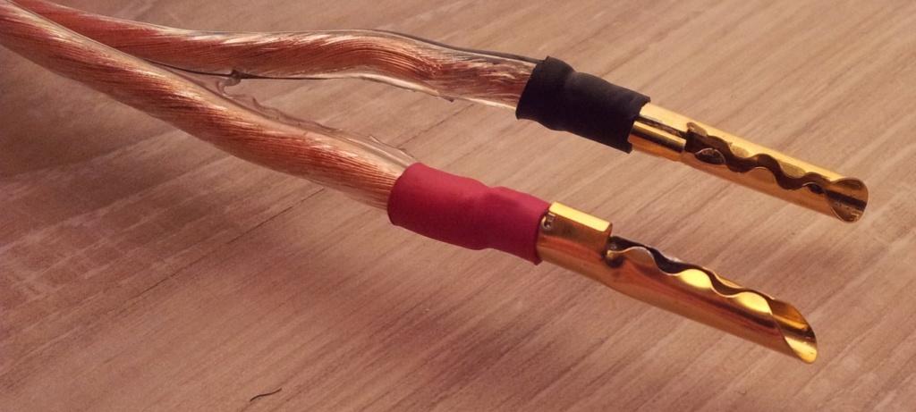 OEHLBACH Gold Banana Tube 4.0mm Selfma10