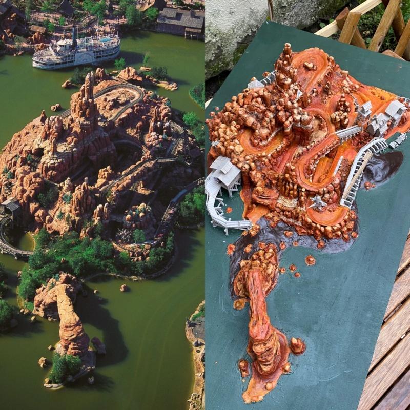 Big Thunder Mountain [Parc Disneyland - 1992] - Page 2 72093312