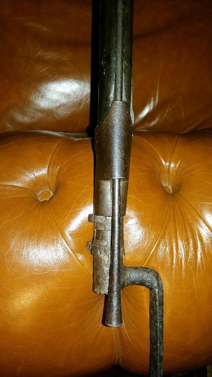 Fusil 1777? Transformé à percussion avec inscription arabe 10840410