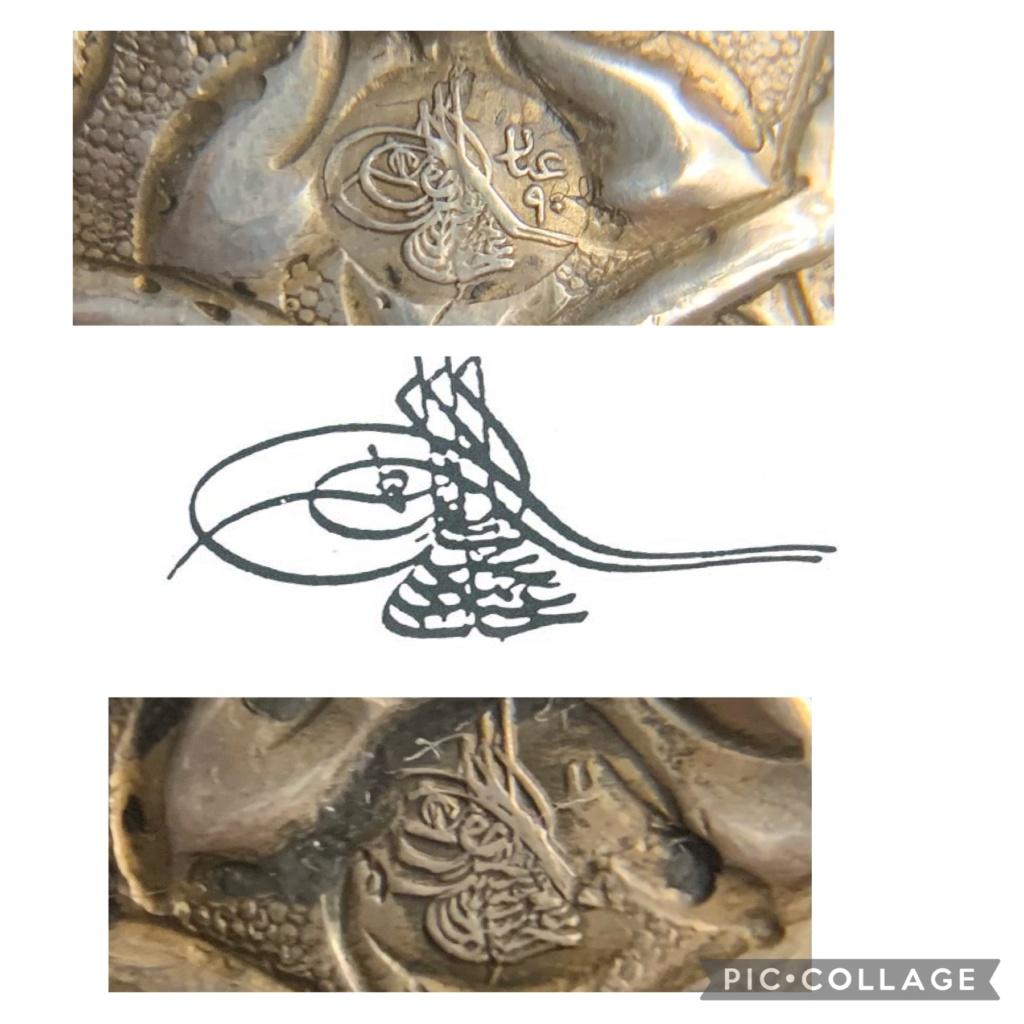 sabre oriental, kilij ottoman fin XIX  5847be10