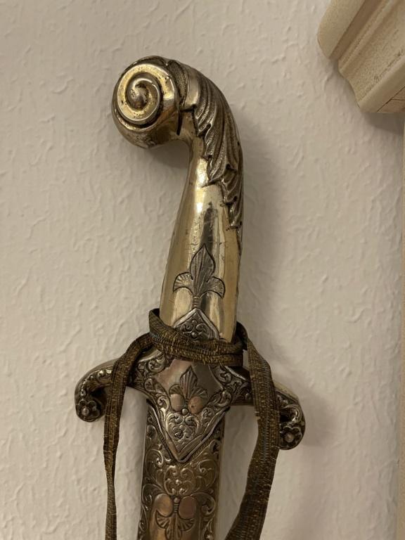 sabre oriental, kilij ottoman fin XIX  853e8c10