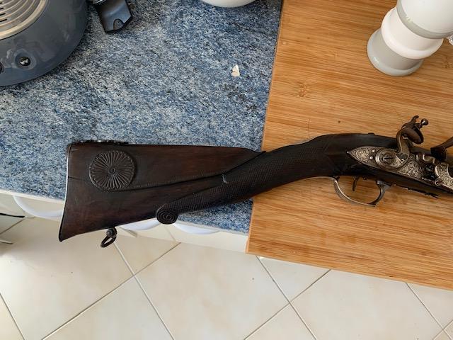 Fusil à silex type oriental à identifier 88c7d010