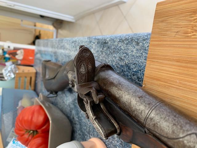 Fusil à silex type oriental à identifier A2765510