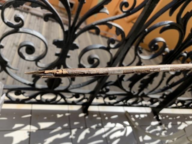Épée de cour 18ème  B529d710