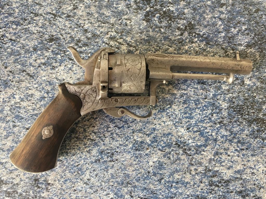 Revolver à broche type lefaucheux  C39d8e10