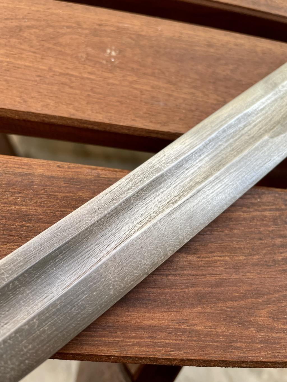 sabre oriental, kilij ottoman fin XIX  C5290a10