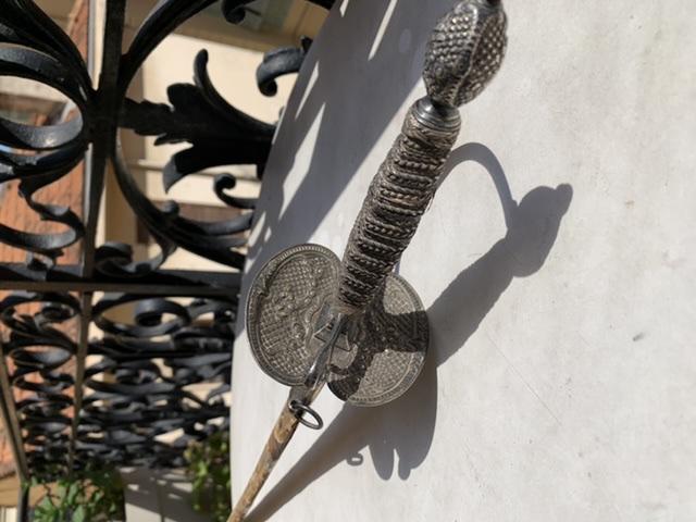 Épée de cour 18ème  Ece53510