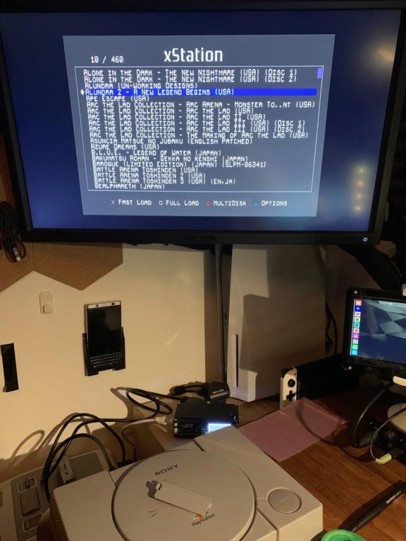 Xstation / un ODE pour PS1 Img_2513