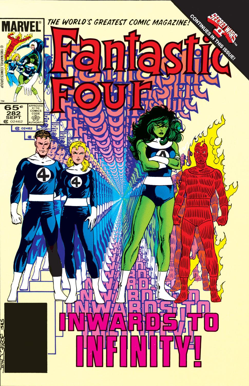 Portadas de cómics Fantas10