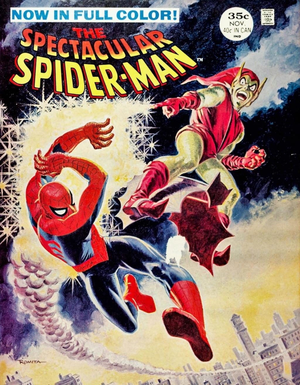 Portadas de cómics Spidey10