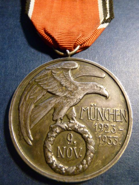 """Médaille de l'Ordre du Sang """"Blutorden"""" Bo_86910"""