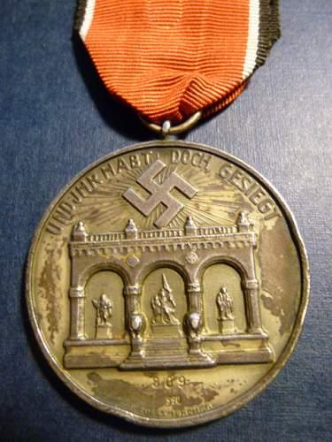 """Médaille de l'Ordre du Sang """"Blutorden"""" Bo_86911"""