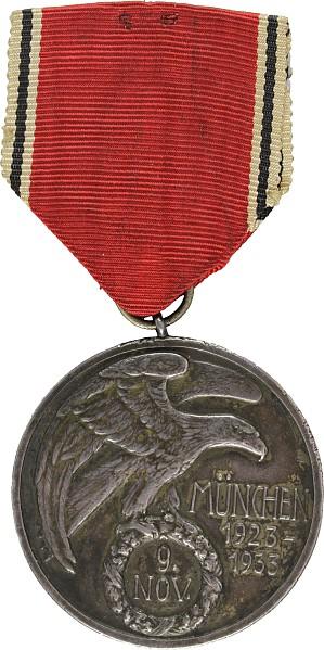 """Médaille de l'Ordre du Sang """"Blutorden"""" Bo_86912"""