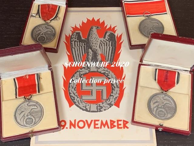 """Médaille de l'Ordre du Sang """"Blutorden"""" Bo_dis11"""