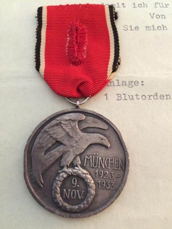 """Médaille de l'Ordre du Sang """"Blutorden"""" Img_0110"""