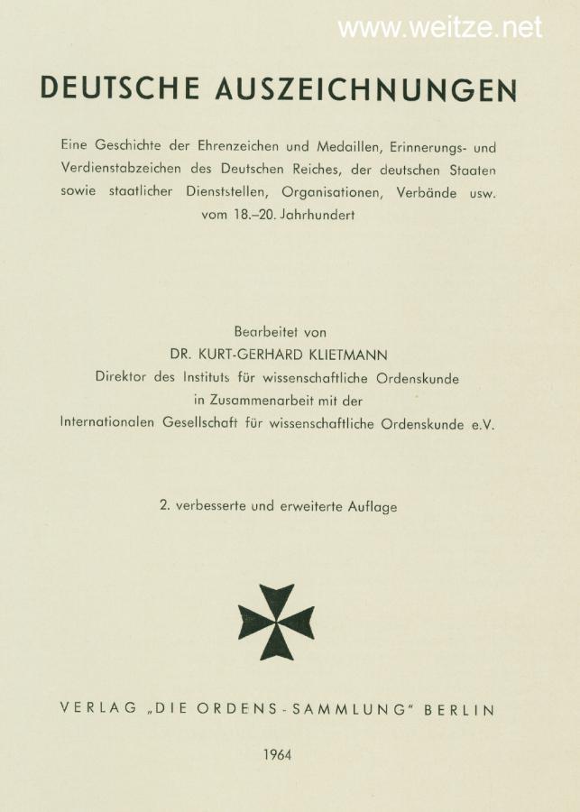 """Médaille de l'Ordre du Sang """"Blutorden"""" Klietm15"""