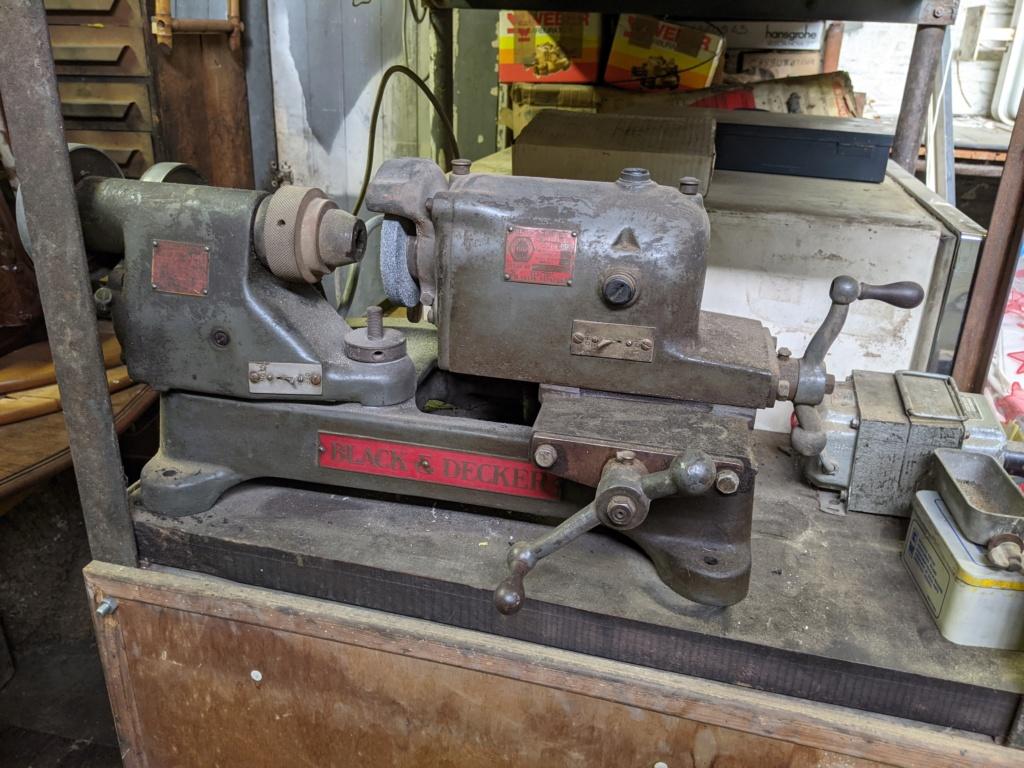 Outil ancien mécanicien Machin10