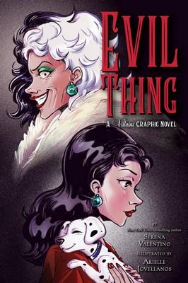 Twisted Tales et Disney Villains [Hachette Heroes] - Page 5 Evil10