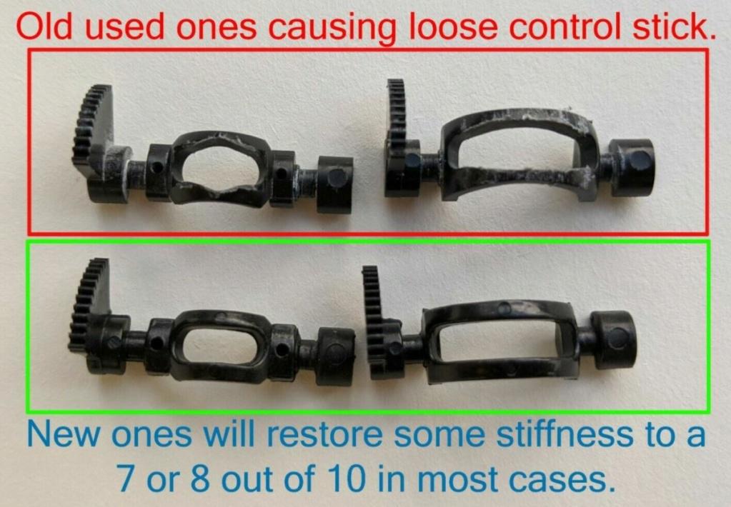 Nintendo 64 - Réparation stick manette Pizoce10
