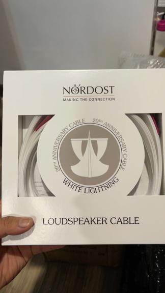 Nordost Leif White Lightning 58b03010