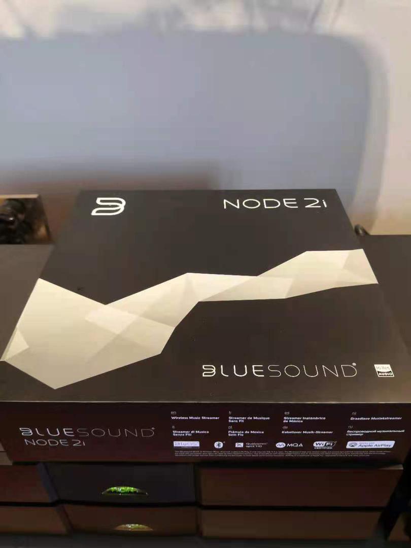 BlueSound Node 2i (used) Whatsa11