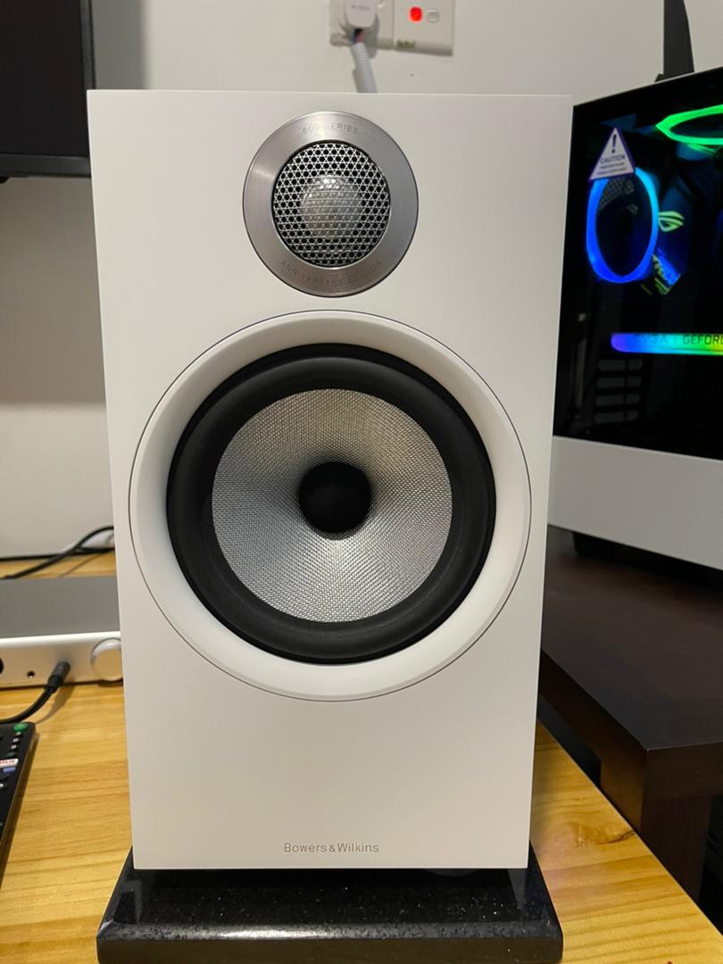 Cambridge Audio CXA81 + B & W 606 s2 Whatsa20