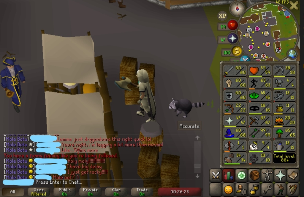 Pretty good rng to me First_13