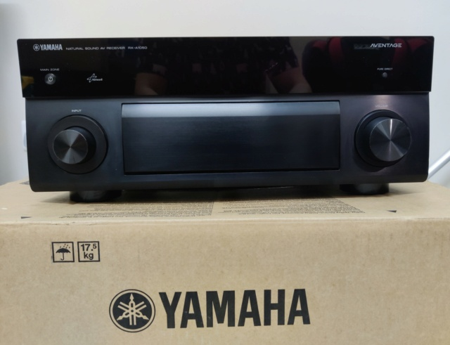 Yamaha AVENTAGE RX-A1050 7.2ch AV Receiver with Dolby Atmos, DTS:X, 4K Ultra HD (SOLD) Img_2010