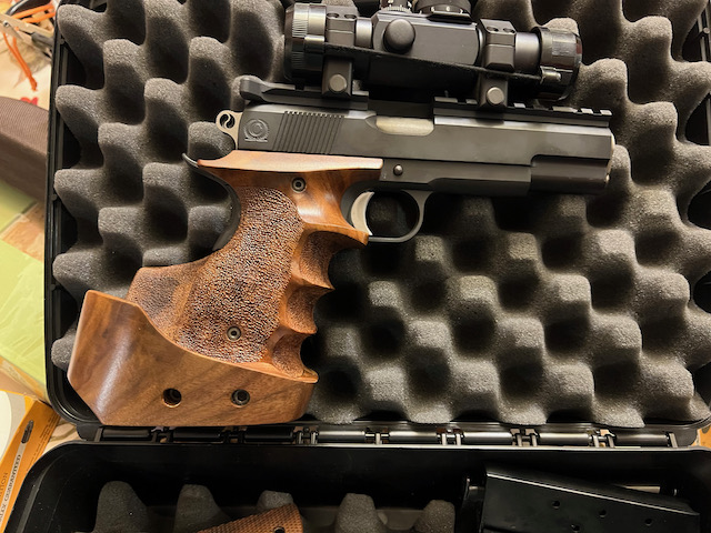 SPF: Big Reduction: Caspian 1911 Wad Gun Img_0013