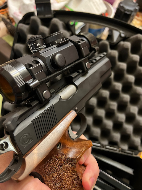 SPF: Big Reduction: Caspian 1911 Wad Gun Img_0015
