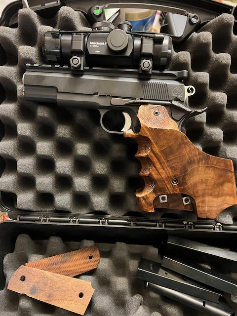 SPF: Big Reduction: Caspian 1911 Wad Gun Img_0016