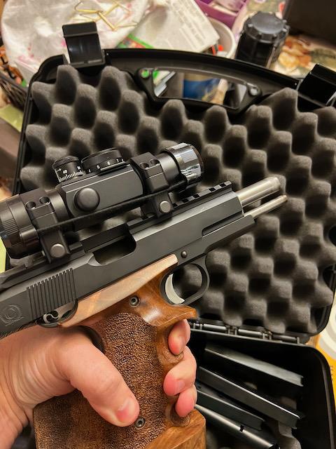SPF: Big Reduction: Caspian 1911 Wad Gun Img_0019