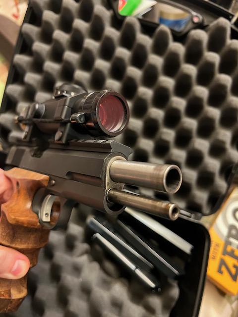 SPF: Big Reduction: Caspian 1911 Wad Gun Img_0020