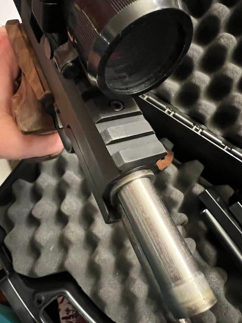 SPF: Big Reduction: Caspian 1911 Wad Gun Img_0024