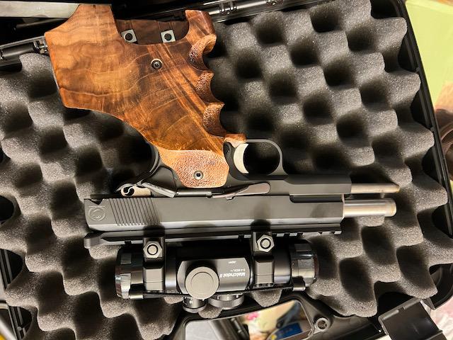 SPF: Big Reduction: Caspian 1911 Wad Gun Img_0025