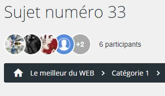 Nouveauté toutes versions : Voir qui a participé au sujet et le nombre de participants Partic12